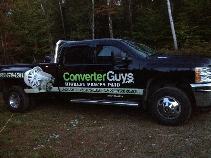 Scrap Catalytic Converter Recycling Core Buyers